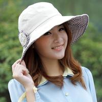 Lady ultraviolet sunshade cap summer sun hat Riding Hat