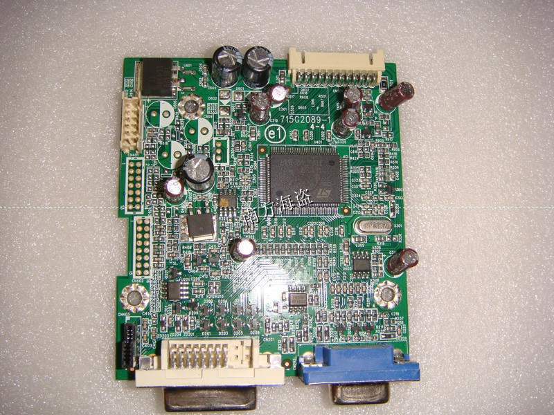the dell E228WFPc E228WFC driver board DELL E207WFP driver board 715G2089-1(China (Mainland))
