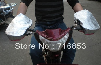 Free Shipping General motorcycle electric bicycle sunscreen gloves car battery sun cover uv rain proof gloves D-586