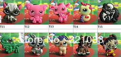 500 pcs Littlest Pet Shop Boys Gift Shoe Charms for Wholesale NEW(China (Mainland))