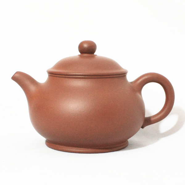 Free Shipping China Ore Bottom Slot Green Yixing Zisha Purple Clay Teapot, Famous Handmade Pan Pot Comedy Teapot 200CC(China (Mainland))