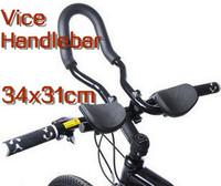 Free Shipping Standard Bike Long-distance Rest Handlebar Mountain Road bicycle TT-2 Handlebar Bar Ends Parts