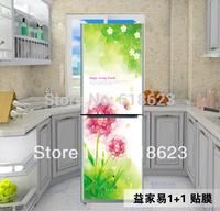 60*150cm Air conditioning Refrigerator decor sticker home decor waterproof oil pvc sticker removablehh-014