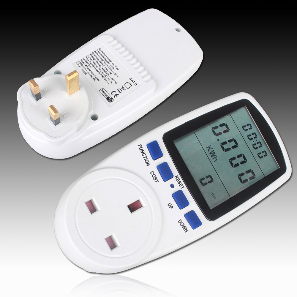 PP44Kill A Watt Electricity Usage Monitor - Low Temperature