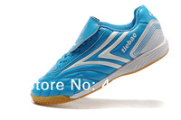 Free Shipping Top quality!Tiebao 2013 indoor Football Boots soccer shoes fast shipping size 38-44