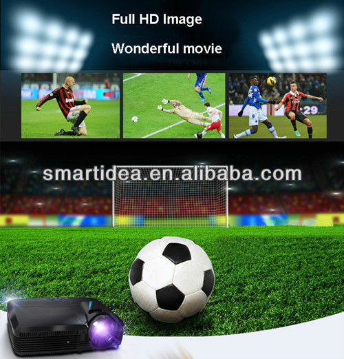 On sale !! 4000 ANSI DLP 3D projector, portable overhead dlp education projector,free shipping !!(China (Mainland))