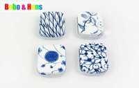 New fashion porcelain pattern secret Tin box / gift case / clip holder / Wholesale