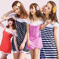 FREE SHIPPING! Women's swimwear hot spring clothing swimwear female small push up steel piece set dress