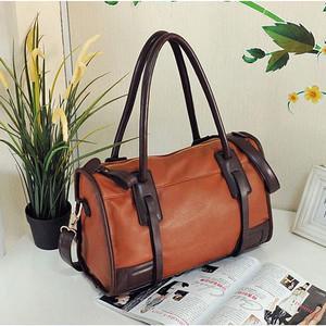 Large Vintage Celebrity PU Leather Hobo Shoulder Messenger Bag Women Handba A(China (Mainland))