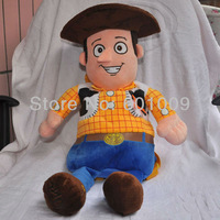 "Free Shipping EMS 50/Lot Toy Story 3 WOODY Plush School Bag Backpack 19"" Brand New Wholesale"