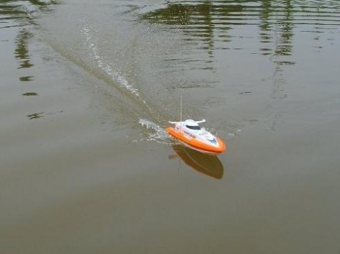 951 - 10 remote control boat remote control boat advanced remote control boat electric rc boat high speed(China (Mainland))