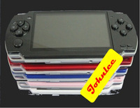 "4.3"" 8GB LCD MP3 MP4 MP5  PMP Player AVI Game Player with Camera AV-Out E-book Reader+2000games"