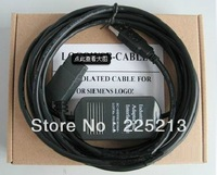 Free Shipping  Support Win7  Isolated USB-LOGO Programming Cable for Siemens LOGO! USB Version PLC 6ED1 057-1AA01-0BA0,