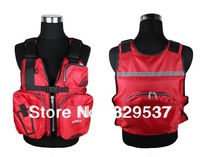 2013 New style Free shipping top quanlty Fishing clothing fishing vest / life jacket sea fishing lifejacket