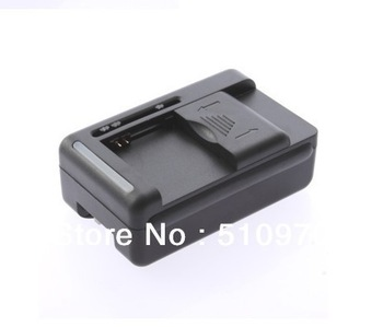 Popular Universal Cell Mobile Phone Battery Dock Travel Charger W/ LED Indicator