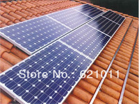 1500W solar power  system, grid tie home solar system includes 1500W solar panel and 1.5kw on grid inverter