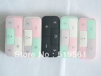FREE Shipping mini Cotton Candy MP3 With Real 2GB/4GB MEMORY 1pcs/lot Stylish Simple Fun mp3 Player