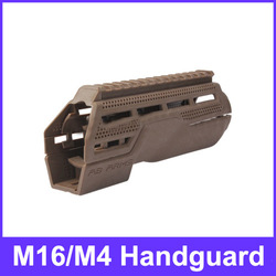 M16 / M4Solid Color Handguard (Yellowish Brown)(China (Mainland))