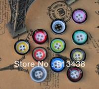 500pcs 13mm mix lot Senior shirt  resin 4 holes buttons, baby DIY doll sewing/scrapbook/craft/Cardmaker Costume design