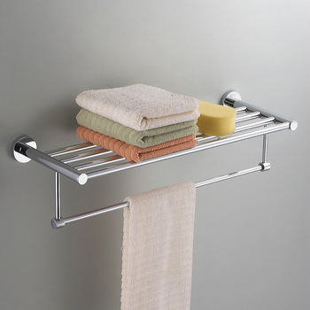 Bathroom bathroom hardware stainless steel towel rack copper towel copper