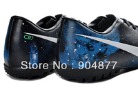 ^_^ football shoes all over the sky star grass soccer shoes VIII TF soccer boots