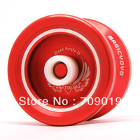 DHL EMS Free shipping Wholesale the butterfly magic yoyo metal yoyos sale,T10 Advanced Aluminum professional yoyo 20 pcs/lot