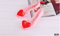 Free shipping  hot sale 2014 fashion Hollow out sandals Lady sandals sandals wedge jelly shoes 1 pair wholesale TB-10