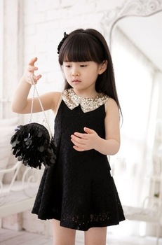 Free Shipping!2013 Summer Beautiful girl baby dress kids wear Princess dress kids clothing Dresses.5pcs/lot