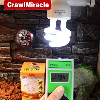 Mosquera tortoise uva ultraviolet bulb heated lamp calcium uvb10.0 13w