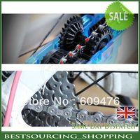 Cycling Bike Bicycle Chain Cleaner Machine Brushes Scrubber Wash Clean Tool clean bike chain