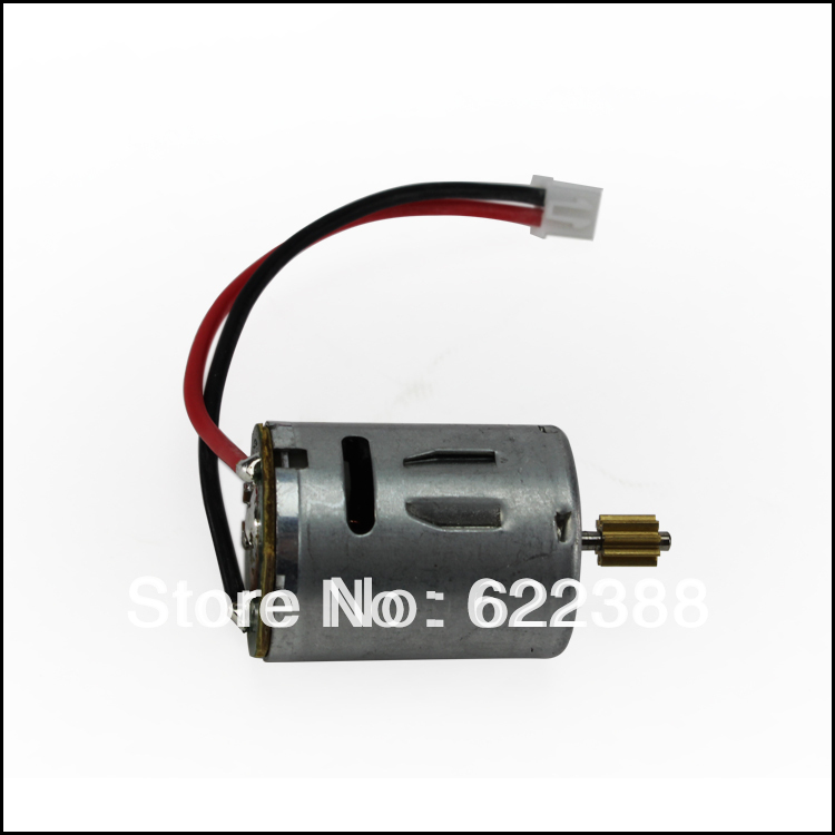 WLtoys V913 2.4G 4CH rc helicopter parts / accs main motor 70cm metal model(China (Mainland))