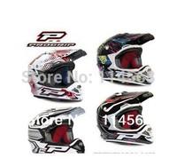 Genuine PROGRIP Carbon fiber Motorcycle Cross country Helmet