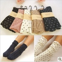 Female socks women's 100% cotton 100% cotton socks relent vintage socks national trend maternity socks