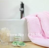 Green bamboo fibre towel disposable towel compressed towel 2.5
