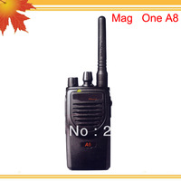 3pcs/lot DHL free shipping free Radio FM Mag one A8 136-150mhz audio system tour guide