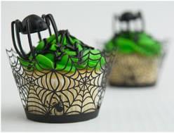 cheap Cupcake wrapper, black widow wedding/birthday decoration cupcake paper box 60pcs wholesale