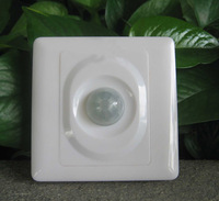 Fedex 30 pcs 110-250V IR Infrared Motion Sensor Automatic Switch Panel for LED Light lamp  88001-30