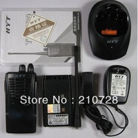Free shipping free Digital and Popular Walkie Talkie 450-470mhz HYT TC-500 2 Way Radio