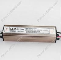 LED power waterproof drive 36W 900mA AC / DC 12-24V