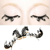 Paper cutting style false eyelashes false eyelashes false eyelashes steed queen