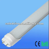 Free Shipping 25PCS/LOT SAA CE RoHS Listed 4ft led tube light 18w 1800lm Cool White 90-277V Aluminum+PC Cover