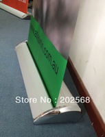 Luxury Single Side Roll Up Banner Stand W/Graphic