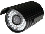 Cheap IR Waterproof camera with 540TVL 1/3 SONY Super HAD CCD 8mm fixed lens 24 pieces,F8 IR-LED