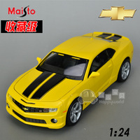 Chevrolet bumblebee alloy car model exquisite cars