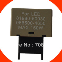 81980-50030 066500-4650 8PIN LED flasher relay for toyato free shipping