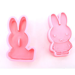 Biscuit mould rabbit cake baking supplies diy baking utensils Free Shipping On $19.9(China (Mainland))