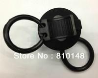 Free Shipping 2pcs/lot Cycling Mount Bike Clamp Clip Bicycle Flashlight LED Torch Light Holder Plastic Clip Flashlight Holder
