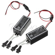 2X Spare Inverter Ballast for CCFL Angel Eyes Halo Rings Kit 4-outputs 12V(China (Mainland))