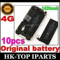 10pcs Original Replacement Battery 1420mAh For iphone YL1025