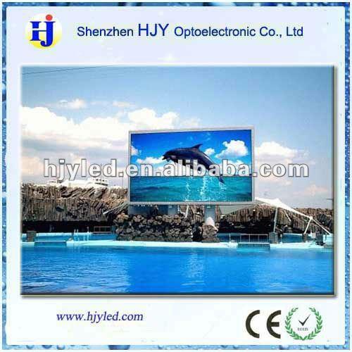 P10 outdoor full color waterproof led display(China (Mainland))